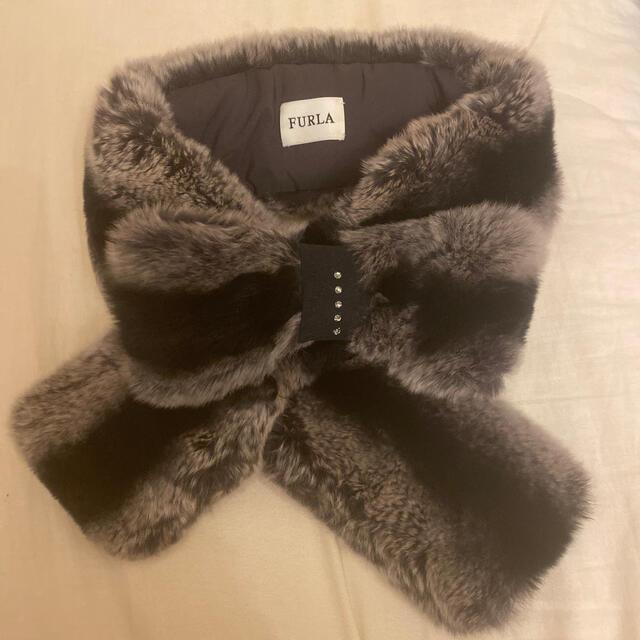 Furla(フルラ)のフルラ🎀マフラー レディースのファッション小物(マフラー/ショール)の商品写真