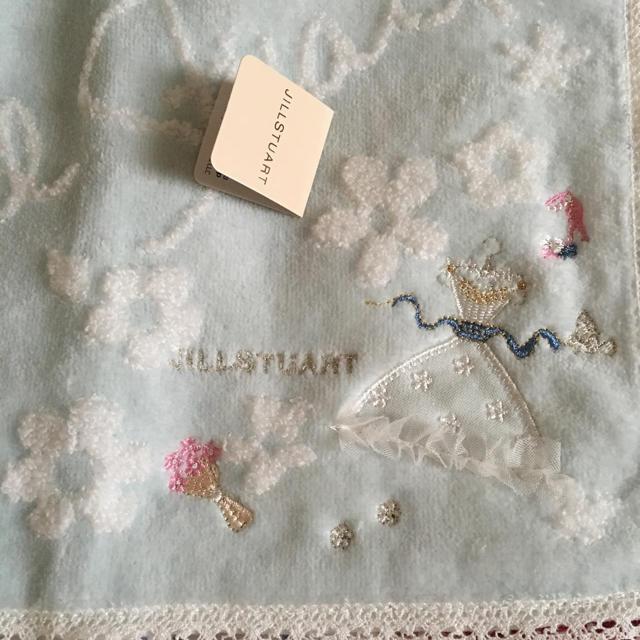 JILLSTUART(ジルスチュアート)のジルスチュアート タオルハンカチ レディースのファッション小物(ハンカチ)の商品写真