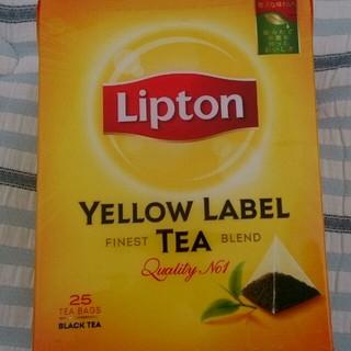 リプトン ブラックティー(茶)