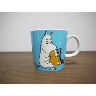 アラビア(ARABIA)のアラビア ムーミン マグカップ ムーミン マグカップ     (グラス/カップ)