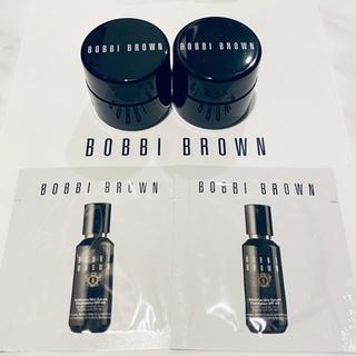 ボビイブラウン(BOBBI BROWN)の新品未開封☆ボビイブラウン化粧下地×2&ファンデーション2包(化粧下地)