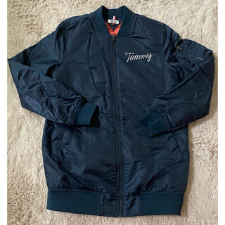 TOMMY HILFIGER - TOMMY ロングMA-1