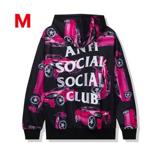 アンチ(ANTI)のANTI SOCIAL SOCIAL CLUB ASSC パーカー アンチ(パーカー)