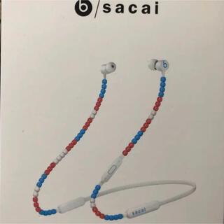 サカイ(sacai)のbeats x sacai(ヘッドフォン/イヤフォン)
