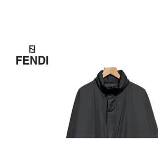 フェンディ(FENDI)のFENDI ハイネック マウンテンパーカー / フェンディ ジャケット ナイロン(ナイロンジャケット)