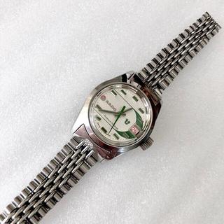 ラドー(RADO)のRADO  GREEN  HORSE 稀少モデルレディース自動巻/手巻き 稼動品(腕時計)