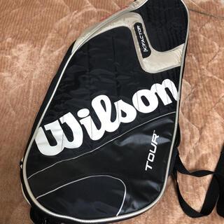 ウィルソン(wilson)のラケットバック(バッグ)