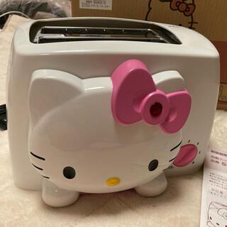 ハローキティ(ハローキティ)のキティ 自動トースター(調理機器)