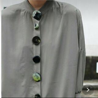 アメリヴィンテージ(Ameri VINTAGE)のstone blouse(シャツ/ブラウス(長袖/七分))