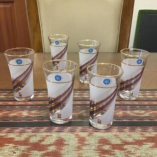 トウヨウササキガラス(東洋佐々木ガラス)のSASAKI GLASS 佐々木ガラス コップ グラス 6杯(グラス/カップ)