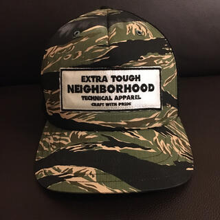 NEIGHBORHOOD - NEIGHBORHOOD メッシュキャップ