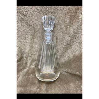 バカラ(Baccarat)のカミュ カラフェ バカラ クリスタル 空瓶(ブランデー)