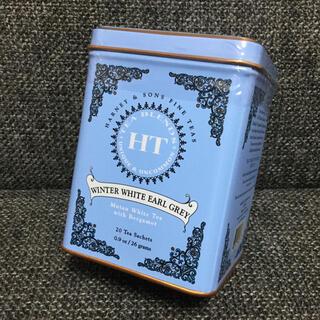 HARNEY&SONS★ウィンター ホワイト アールグレイ ★ サシェ缶(茶)