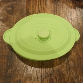 ルクルーゼ(LE CREUSET)のLE CREUSET シリコンスチーマー BOSSコラボ(調理道具/製菓道具)