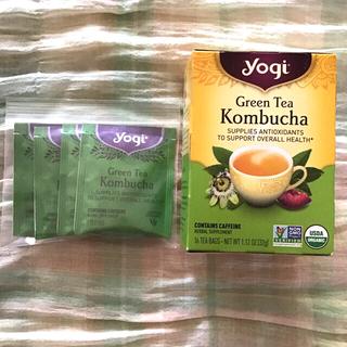 KALDI - yogi tea Green Tea Kombucha