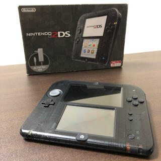 ニンテンドー2DS - Nintendo 2DS(カセット付き)