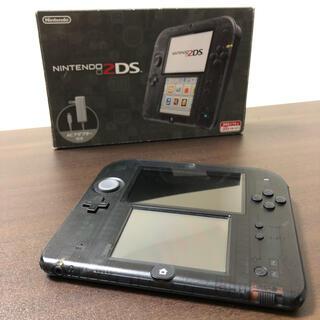Nintendo 2DS(カセット付き)
