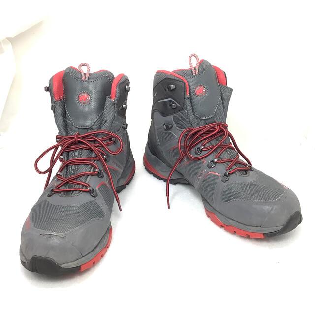 Mammut(マムート)の【MAMMUT】マムート トレッキングシューズ、 登山靴、ブーツ、42  スポーツ/アウトドアのアウトドア(登山用品)の商品写真