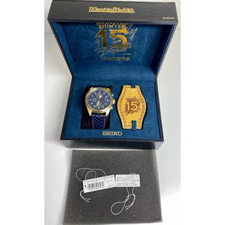 セイコー(SEIKO)のセイコー × モンハン15周年 ジンオウガ(腕時計(アナログ))