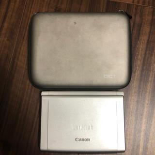 キヤノン(Canon)の電子辞書 canon(電子ブックリーダー)