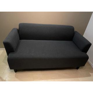イケア(IKEA)のIkea イケア HEMLINGBY ヘムリングビー(二人掛けソファ)