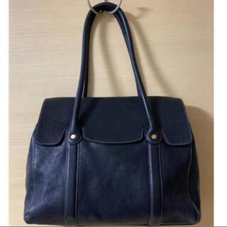 ツチヤカバンセイゾウジョ(土屋鞄製造所)の美品 土屋鞄 アジール エディターズ 女性用ビジネスバック  黒(トートバッグ)