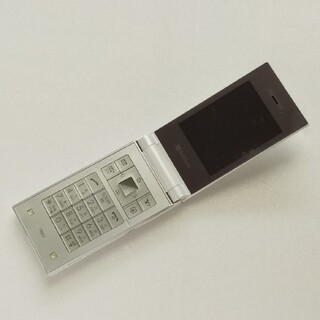 サムスン(SAMSUNG)のsoftbank 740SC  白 サムスン(携帯電話本体)