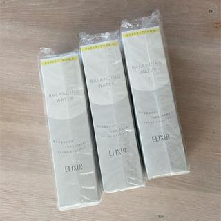 エリクシール(ELIXIR)の新品 資生堂エリクシール ルフレ バランシングウォーター1 さらさら化粧水毛穴(化粧水/ローション)