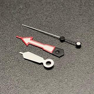 セイコー(SEIKO)のセイコー SEIKO 針 セット カスタム用 社外 タートル サードダイバー(腕時計(アナログ))