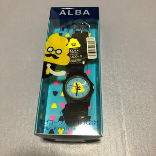 アルバ(ALBA)のALBA 時計 うんこ漢字ドリル(腕時計)
