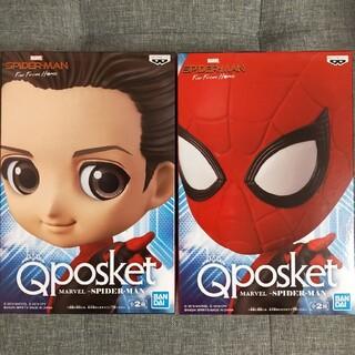 BANPRESTO - Qposketキューポスケット SPIDER MAN スパイダーマン