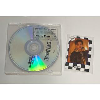 アイコン(iKON)のiKON BOBBY CD アルバム 特典トレカ付(K-POP/アジア)