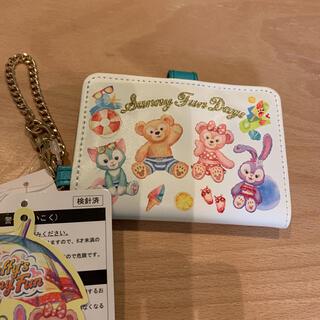 ディズニー(Disney)のDisney Duffy and Friends カードケース(キャラクターグッズ)