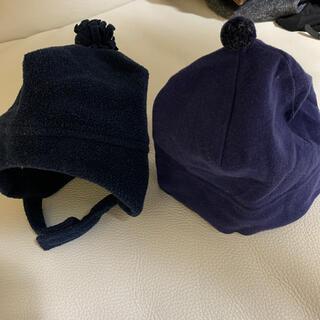 コンビミニ(Combi mini)のベビー 帽子 2個セット(帽子)