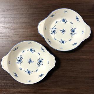 ノリタケ(Noritake)の専用 ノリタケ クラフトーン グラタン皿 プレート 4枚(食器)