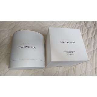 ルイヴィトン(LOUIS VUITTON)のルイヴィトン7ml香水セット空き箱(その他)
