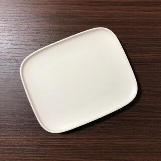 マリメッコ(marimekko)のマリメッコ オイヴァ スクエア プレート 2枚(食器)