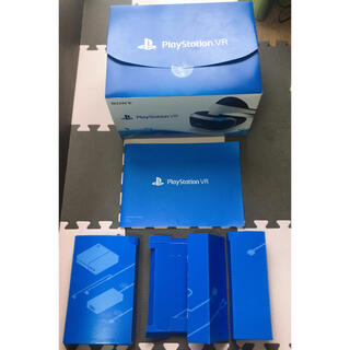 プレイステーションヴィーアール(PlayStation VR)のPlaystation4 VR CUH-ZVR1(家庭用ゲーム機本体)