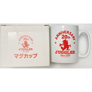 最終値下げ済 ジャグラー juggler 20th マグカップ(パチンコ/パチスロ)
