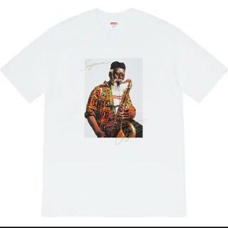 シュプリーム(Supreme)のSupreme  Pharoah Sanders Tee  tシャツ(Tシャツ/カットソー(半袖/袖なし))