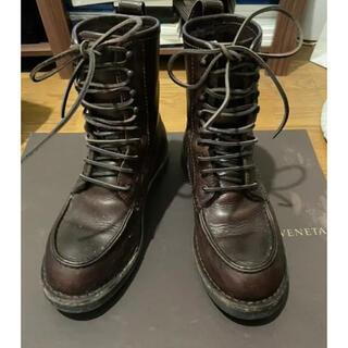 ボッテガヴェネタ(Bottega Veneta)の半額以下 BOTTEGA VENETA  ブーツ ラグジュアリー ヴィンテージ(ブーツ)