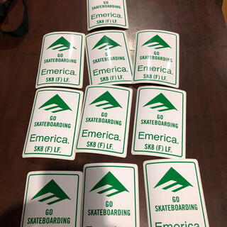 エメリカ(Emerica)のemerica エメリカ ステッカー 10枚セット スケボー sk8(スケートボード)