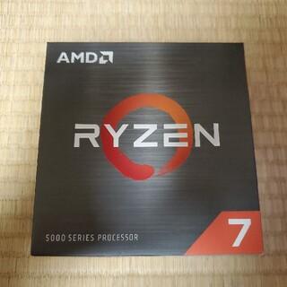 AMD Ryzen7 5800X 未開封新品(PCパーツ)