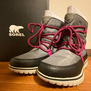 ソレル(SOREL)のSOREL & グレーニット(ブーツ)