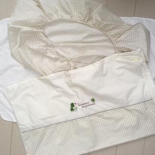 アカチャンホンポ(アカチャンホンポ)のベビー掛け布団カバー 80×100cm(シーツ/カバー)