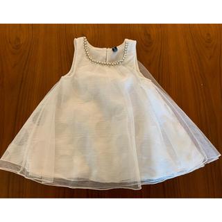ニシマツヤ(西松屋)のキッズ90サイズ ドレス(ドレス/フォーマル)