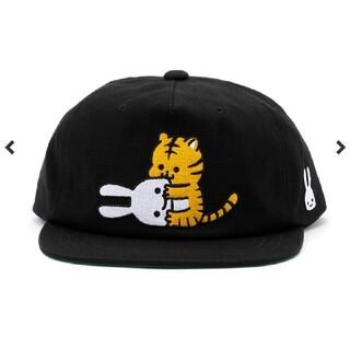 CUNE - 【美品】CUNE とらちゃん 帽子 キャップ 公式オンラインショップ限定