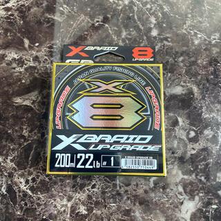 よつあみ エックスブレイドアップグレードX8.200m.1号(釣り糸/ライン)
