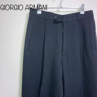 ジョルジオアルマーニ(Giorgio Armani)のGIORGIO ARMANI ジョルジオアルマーニスラックス(スラックス)