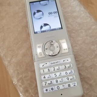 ウィルコム  401KC 白 KYOCERA スマホ  Bluetooth 子機(PHS本体)